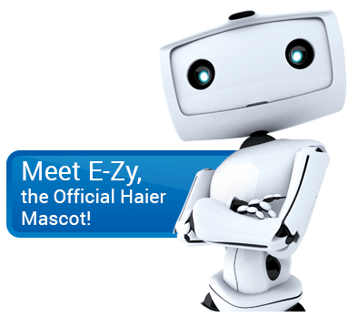 E-Zy the Haier Robot
