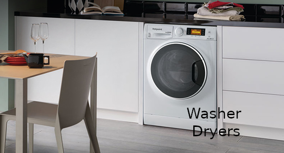 Hotpoint washers and dryers