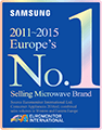 Samsung Europes Number One Microwaves Brand
