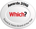 Which? Sound & Vision Brand of the Year 2016