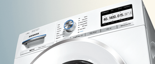 Siemens Washers and Dryers