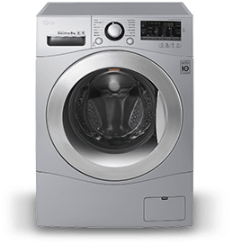 Washer Dryers with Commercial Warranty