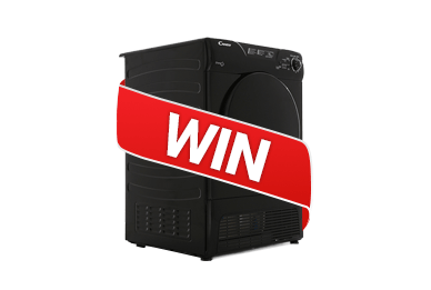 Win a Candy Condenser Dryer