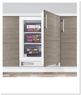 Integrated Freezers