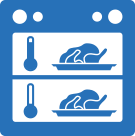 Conventional Oven Icon