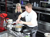 Miele Center Cooking Demo
