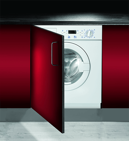 Baumatic integrated washing machine