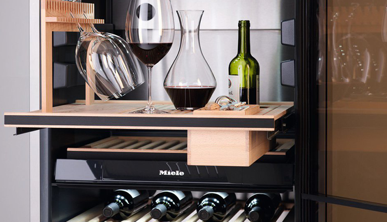 Miele Wine Coolers