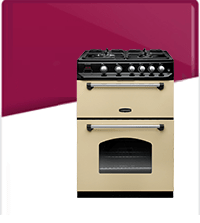 Rangermaster Arleston Gas Cookers