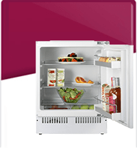 Rangemaster Integrated Refrigeration