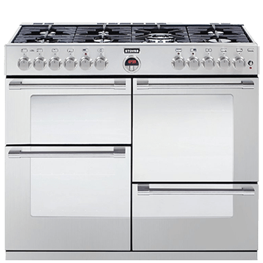Stoves Richmond 900DFT Stainless Steel