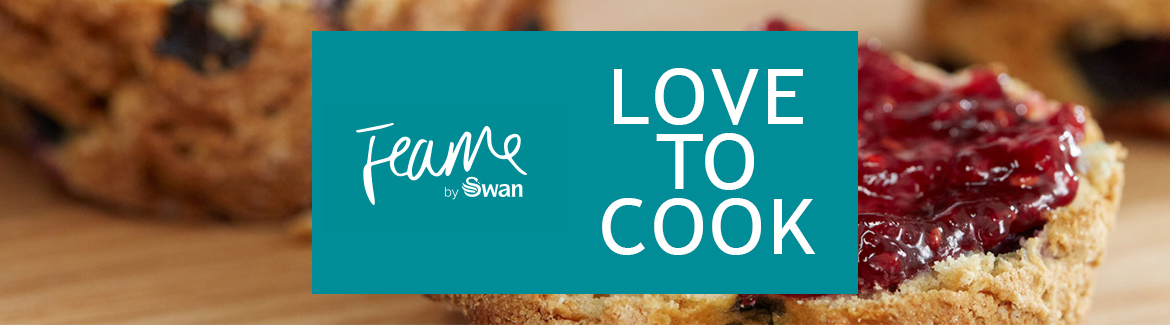 Swan Love to Cook