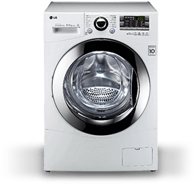 Washing Machines with Commercial Warranty