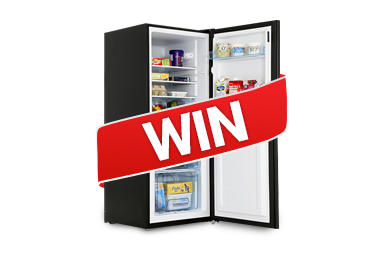 Win a Lec Fridge Freezer