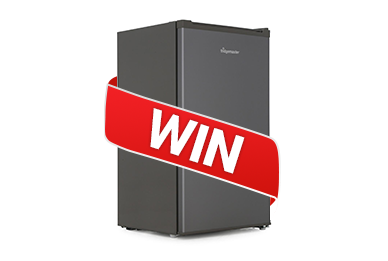Win a Fridge