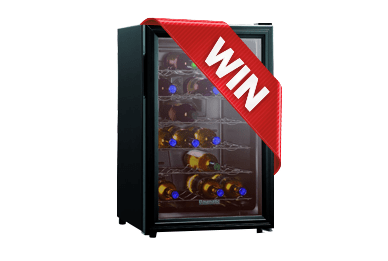 Win a Baumatic Wine Cooler