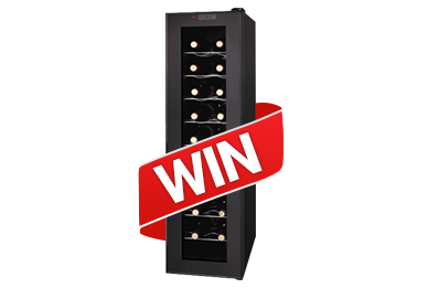 Win A RWC-18s Wine cooler