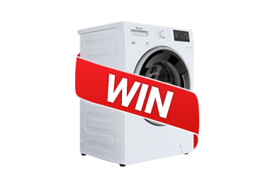 Win a Blomberg Washing Machine