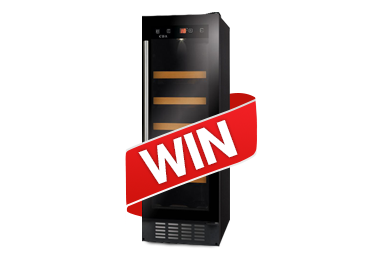 Win a CDA FWC304BL Wine Cooler