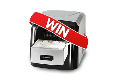 Win a Hostess Ice Maker