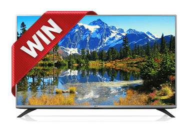 Win a LG Full HD TV