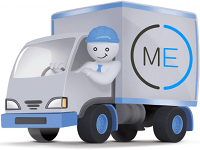 We Deliver In Our Own Fleet Of Delivery Vehicles